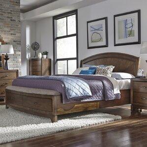 Brown King Bedroom Sets You\'ll Love | Wayfair