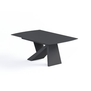 Annia Extendable Dining Table by Latitude Run Great price