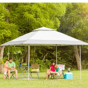 13 Ft. W x 13 Ft. D Steel Pop-Up Canopy & 13 X 13 Gazebo | Wayfair