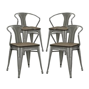 Ashlyn Dining Chair (Set Of 4) by Williston Forge Modernt