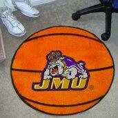 NCAA James Madison University Basketball Mat By FANMATS