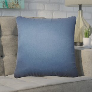 Desma Solid Cotton Throw Pillow (Set of 2)