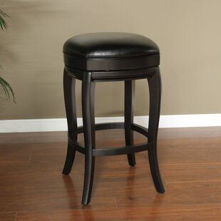 Klassen 26.5 Swivel Bar Stool by DarHome Co Wonderful
