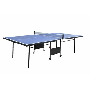 Regulation Size Foldable Indoor Table Tennis Table by AirZone Play