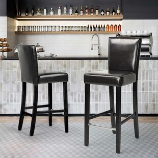 Klar 26.5 Bar Stool (Set of 2) by Red Barrel Studio