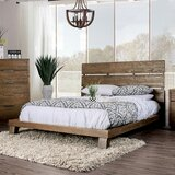 Judith Gap Wooden Platform Bed by Millwood Pines