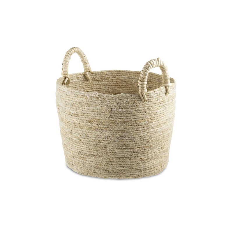 Berke Wicker Basket