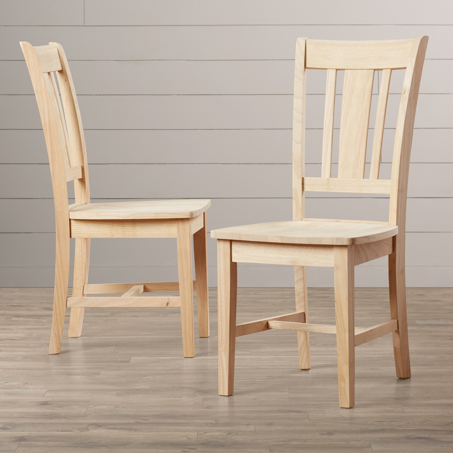 Unfinished Kitchen & Dining Chairs You'll Love in 9   Wayfair