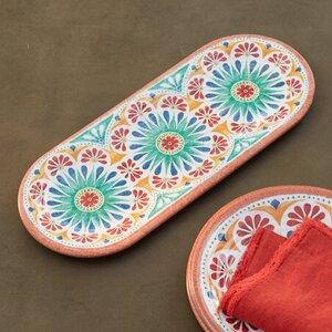 Adkins Melamine Platter