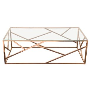 Heitman Coffee Table by Diamond Sofa Modern