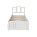Breckin Extra Long Twin Platform Bed by Harriet Bee