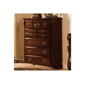 Ricciardi 9 Drawer Chest