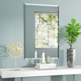 Lithonia Frameless Rectangle Wall Mirror