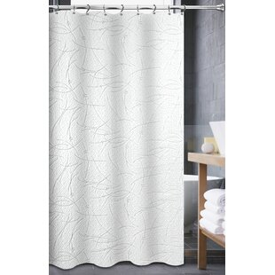 Mohr Matelasse Single Shower Curtain