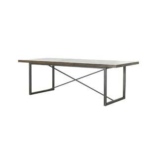 Princess Solid Wood Dining Table 17 Stories
