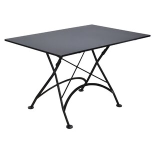 European Café Folding Dining Table