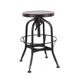 Adjustable Height Swivel Bar Stool Design Lab MN