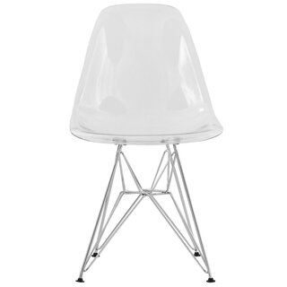 Alethia Solid Back Side Chair by Orren Ellis SKU:BC219932 Details