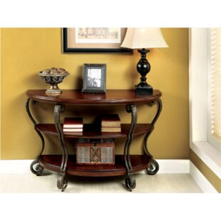 Halpern Console Table by Fleur De Lis Living