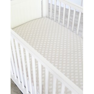 Inexpensive Dream Fitted Crib Sheet ByJust Born