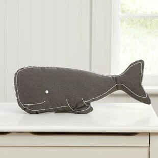 Saxmundham Swell Whale Pillow