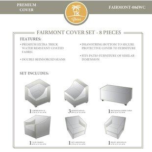 8 Piece Waterproof Cover Set