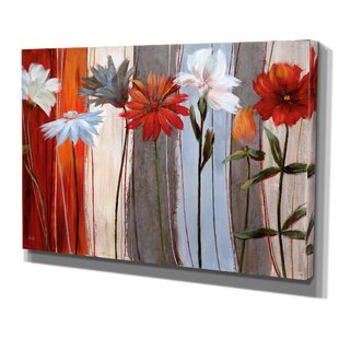 847140be8ab 'Spring Debut' Painting Print on Wrapped Canvas