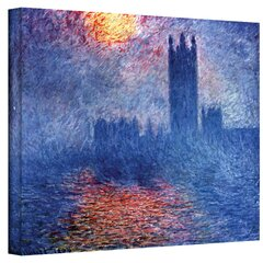 Gallery Wrapped Canvas London Wall Art You Ll Love In 2021 Wayfair