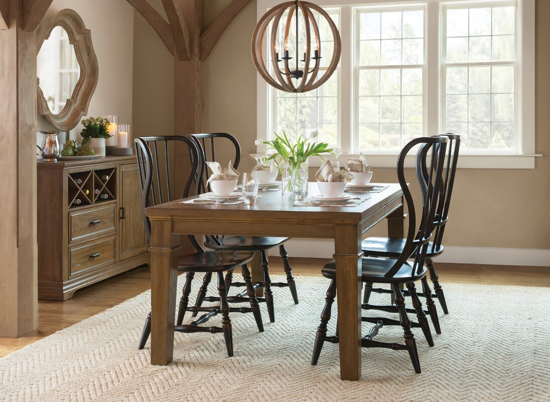 Darby Home Co Wilmington Extendable Dining Table & Reviews