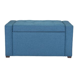 Union City Upholstered Storage Bench