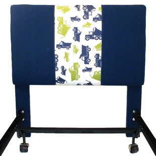 Garden District Twin Upholstered Headboard by Brighton Home Youth