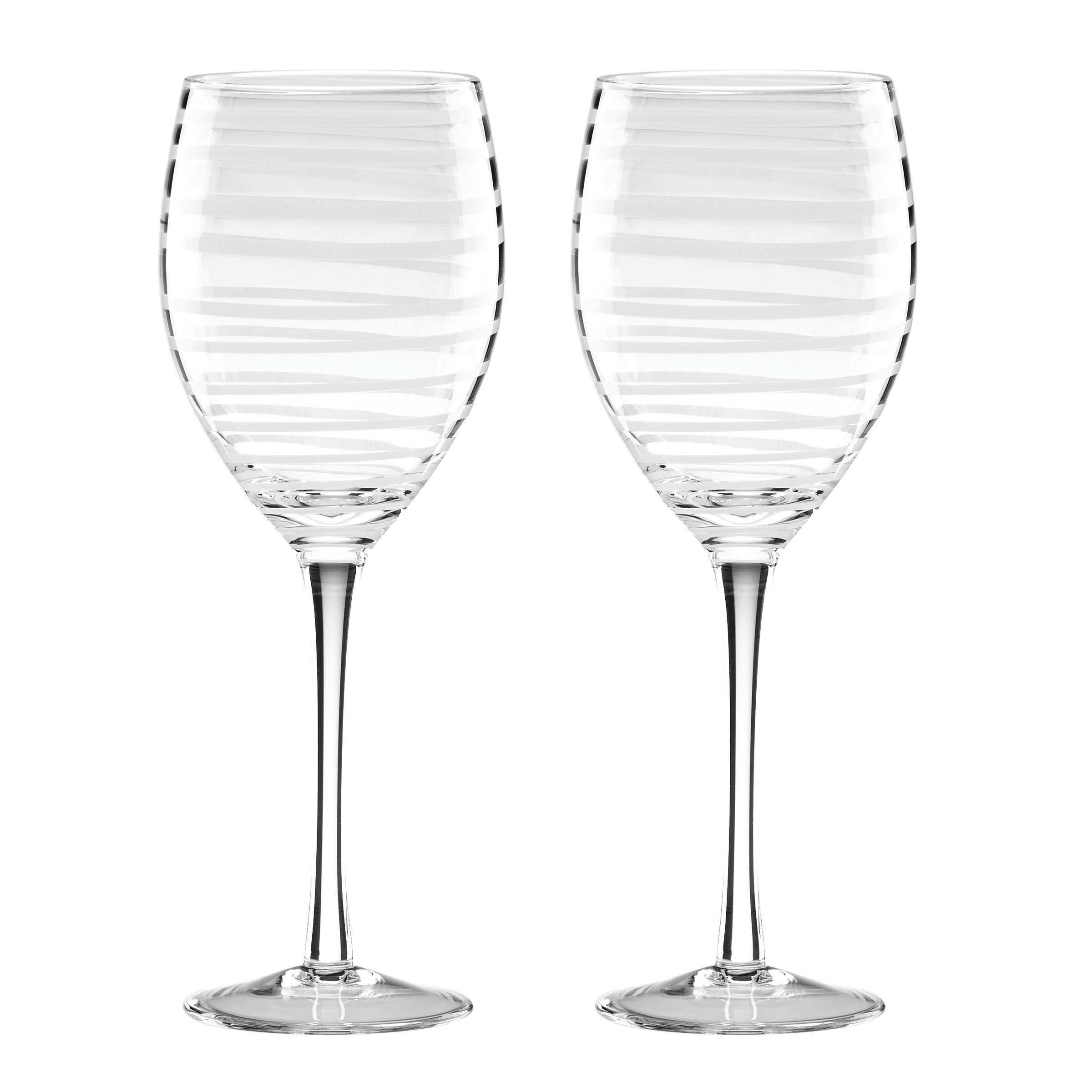 a962e87c154a White Wine & Champagne Glasses You'll Love | Wayfair