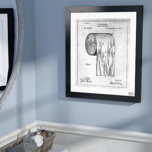 bath laundry wall art you ll love wayfair rh wayfair com bathroom art ideas pinterest bathroom art ideas painting