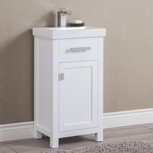 18 inch deep bathroom vanity | wayfair 18 Bathroom Vanity