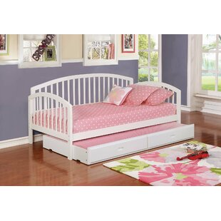 Order Launcest Twin Daybed by Harriet Bee Reviews (2019) & Buyer's Guide
