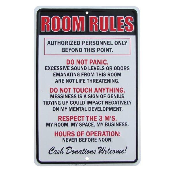 Bedroom Signs Wayfair