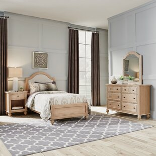 Romford Panel 3 Piece Bedroom Set