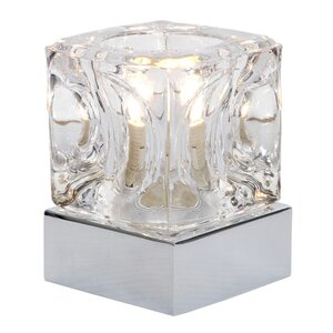 ice cube 10cm touch table lamp - Table Lamps