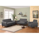 Hendina 3 Piece Living Room Set by Union Rustic