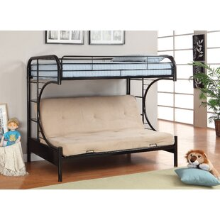 Best Deals Prism Twin Futon Bunk Bed by Hokku Designs Reviews (2019) & Buyer's Guide
