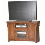 Gus Solid Wood TV Stand for TVs up to 60 by Millwood Pines