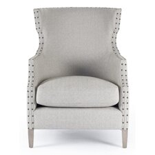 Wing back Chair by Zentique Inc.