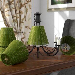 Organza 6 Silk Empire Lamp Shade (Set of 6)