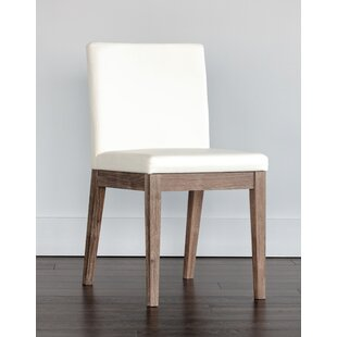 Branson Upholstered Dining Chair (Set of 2) Sunpan Modern