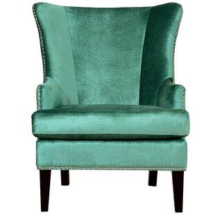 Sullivan Wingback Chair by TOV Furniture