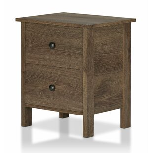 Maja 2 Drawer Nightstand