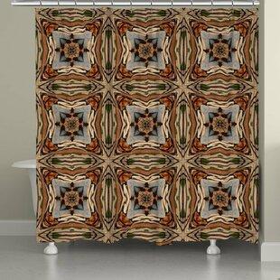 Ehrhart Bamboo Single Shower Curtain