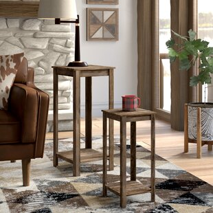 Talia 2 Piece Nesting Plant/End Table