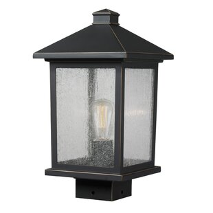 Bargain Leroy Coastal 1-Light Lantern Head By 17 Stories
