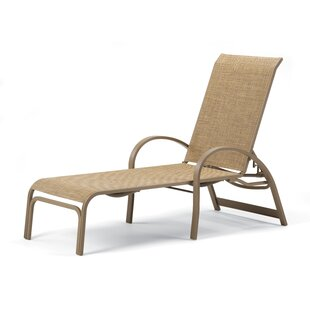 Aruba II Reclining Chaise Lounge (Set of 2)
